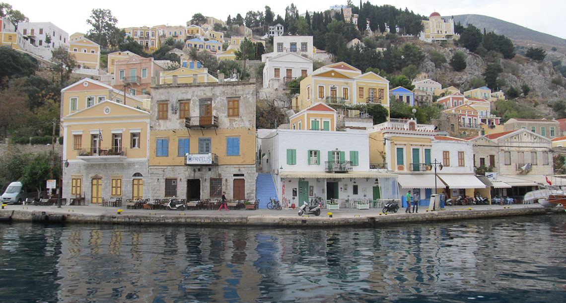 The Greek Island of Symi